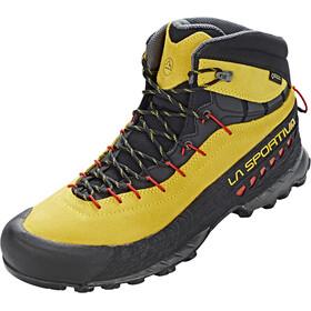 La Sportiva TX4 GTX Mid - Chaussures Homme - jaune/noir